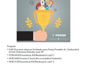 Festiwal Studenckich Kół Naukowych