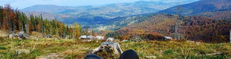 SKNG UP Babia Góra Geograficzne manewry 2017