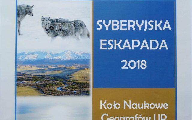 ,,Syberyjska eskapada 2018″