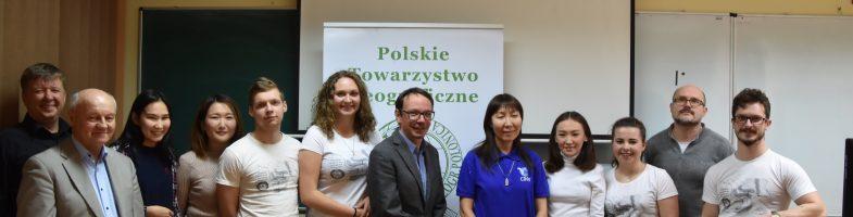 """""""Syberyjska eskapada 2018"""" z Przyjaciółmi prosto z Jakucka!"""